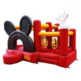Замок Mickey миниый раздувной скача/раздувной замок Chb244 Moonwalk