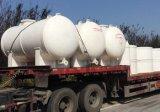 El tanque químico peligroso de los PP de los tanques de almacenaje