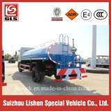 Made in China 4 * 2 Export 10000L Dongfeng Water Truck 180HP Water Tanker
