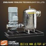 Yonjou ISG-Serien-zentrifugales Inline-Wasser, Meerwasser-Pumpe