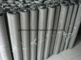 304ステンレス鋼の明白な編む金網