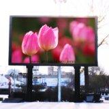 Preço promocional de boa qualidade piscina P8 Monitor LED de publicidade outdoor