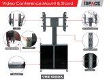 "Video Conference Stand 30-60 "" Landscape & Portrait Cabinet Lockable (VRS 1000A)"