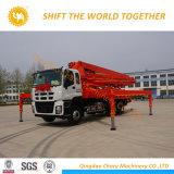テレコントロール操作のSanyの具体的なポンプトラック(37m-48m)