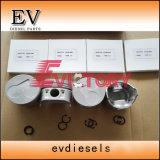 V1512 V1505t V1502 V1505 Kolbenring-Zylinder-Zwischenlage-Installationssatz für Kubota Maschinenteile