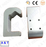Aangepaste Delen van de Machines van het Aluminium door CNC Malen, de Delen van het Malen van het Aluminium