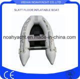 1-2 사람 세륨 승인되는 소형 작은 PVC 고무 팽창식 배 작은 배