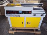 Máquina obligatoria del pegamento caliente del derretimiento para los libros de la talla A3/A4