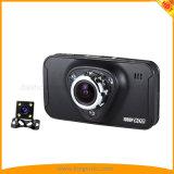 câmera do traço do carro de 2.7inch FHD 1080P com a câmera DVR do carro da vista traseira