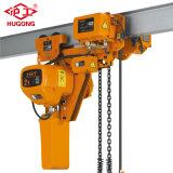 Электрическая лебедка серия Hsy 10 тонн, блок 380V 220V цепной