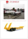 Longueur personnalisée semi-remorque 2 3 pour la vente d'essieu de pont
