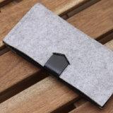 Универсальный PU Кожаное портмоне телефон чехол для iPhone