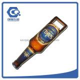 Abridor do metal da cerveja da forma do frasco de vinho do metal do OEM do presente da promoção