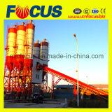 A melhor planta de mistura concreta concreta de venda do equipamento Hzs180