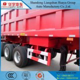 3 Axle Dump Semi-Trailer card with Air Suspension Top spin