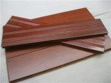 Plancher en bois solide de poire du Brésil