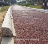 정원 또는 Landscape (YQG-PV1007)를 위한 자연적인 Sawn Granite Kerbstone