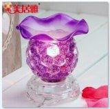 Chambre de lampe de parfum Lumière de Nuit de gros brûleur d'encens de verre C0061
