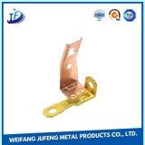 Kundenspezifisches Blech, das Teile mit Metalldem lochen stempelnd sich bildet