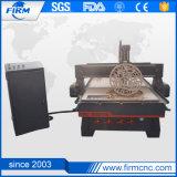 Corte de madera del MDF del acrílico que talla la máquina del ranurador del CNC