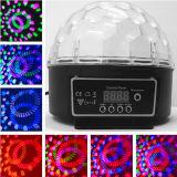 Наиболее востребованных мини воздействие света LED Crystal Disco шаровой шарнир