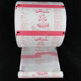 Popcorn Candy Embalagem Plastic Food Bag Roll Film