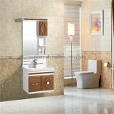 Moderner Haus-Auslegung PVC-Badezimmer-Schrank