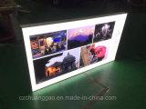 Diodo emissor de luz Light Box de Fabric da tensão (impressão UV)