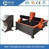 Plasma-Blatt CNC-Ausschnitt-Maschine mit preiswertem Preis