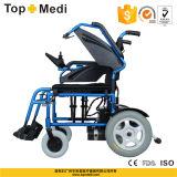 عمليّة بيع حارّ ألومنيوم [فولدبل] قوة كرسيّ ذو عجلات لأنّ يعيق