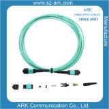 Cavo ottico della zona della fibra di MPO per la trasmissione di dati