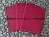Rojo con cremallera Conferencia de carpetas Cartera Notebook
