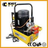 Pompa hydráulica de la presión eléctrica de la marca de fábrica de Jiangsu Kiet para la llave inglesa hidráulica
