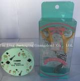 Deisgn 새로운 명확한 PVC/Pet /PP 장식용 메이크업 포장 상자