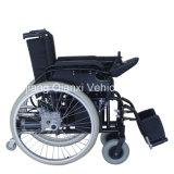 연장자 또는 Disablely 지능적인 전기 접히는 휠체어