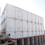 Tanque de plástico reforçado com grande volume do tanque de água de SMC