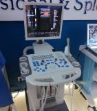 Huc-600p Sistema de sistema de ultra-som do sistema ultra-som Doppler de cores 2D / 3D