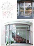 Ventana y puerta corredizas curvadas curvas de aluminio de alta calidad (BHA-SWA02)