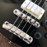 4 chaîne guitare basse électrique en couleur noir (GB-61)