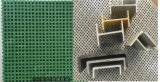 FRP Miniineinander greifen geformte Vergitterung mit rutschfestem