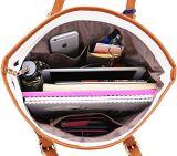 Handbag 2018方法女性レディース戦闘状況表示板の大きい容量のハンドバッグのミイラ袋のショッピング・バッグ(WDL0509)