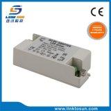 Excitador do diodo emissor de luz do excitador 30W 12V 2.5A da fonte de alimentação do diodo emissor de luz da eficiência elevada