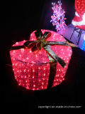 Outdoor Decoration Motif Box LED Christmas Light