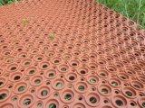 Stuoia di gomma dei Anti-Batteri, stuoia di gomma vuota, stuoia di gomma antiscorrimento