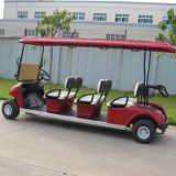 6-Seater Electric Powered Golf Cart con CE (DG-C6)