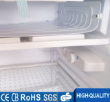 Fridge europeo nazionale Refrigerator Double Door con Lock e Key