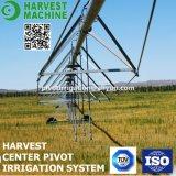 Pivot central, système d'irrigation de Vodar avec les gicleurs importés de pulvérisateur du Nelson