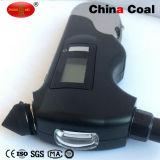 Mesure électronique tenue dans la main portative multifonctionnelle de pression atmosphérique de pneu de véhicule de Digitals