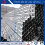 ERW galvanisiertes Stahlrohr für Zelle-Flüssigkeit-Transport