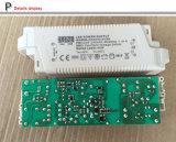 Haut PF 24V 60W, driver de LED Alimentation LED 12 V, 24 V des bandes de LED de puissance, driver de LED 24V 2.5A, IEC RoHS Ce driver de LED.